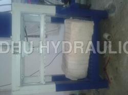 Cloth Baling Press