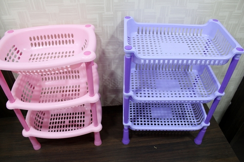 Multipurpose Plastic Rack