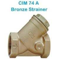 CIM 74A Bronze Strainer