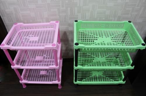 Fancy Square Multipurpose Rack