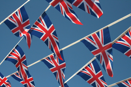 Triangular Bunting Flags