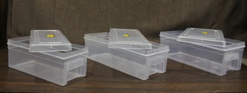 Transperent Plastic Medical Box