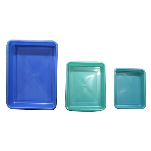 Plastic Pan Tray