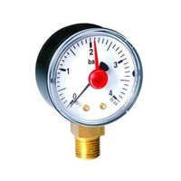 Pressure Gauge 50 Mm Dial Bottom Conn