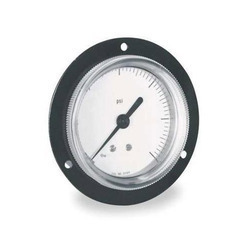 Vacuum Gauge 50 Mm Dial Back Panel Mounting
