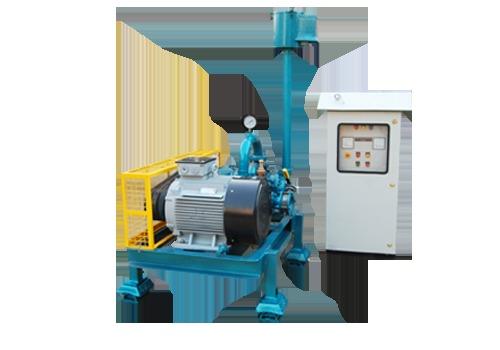 Bulker Cement Unloading System
