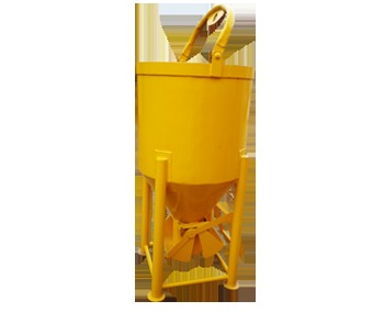 Central discharge Concrete Buckets