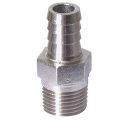 SS 304 Male Connector