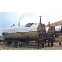 bitumen storage tanks