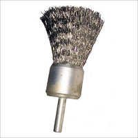 SS Wire End Brush