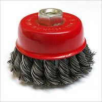 Twisted Wire Cup Brush