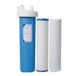 Whole House Water Filtrations Systems