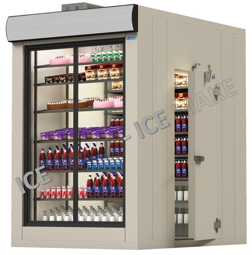 Glass Door Display Chiller