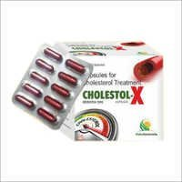 Ayurvedic  Cholesterol Control Capsule