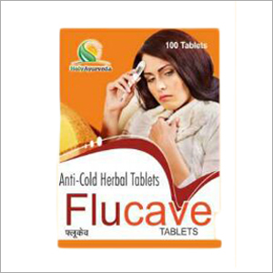 Ayurvedic Anti Cold, Headache Tablet