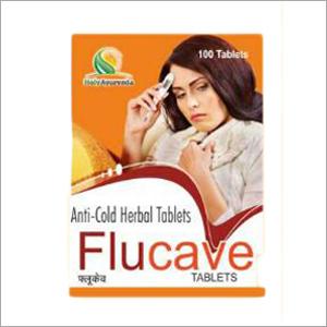 Ayurvedic Anti Cold, Headache Tablet