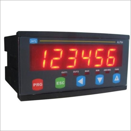 Measuring Controller Display Unit