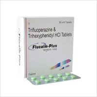 Trifluoperazine 5mg+Trihexyphenidyl 2mg