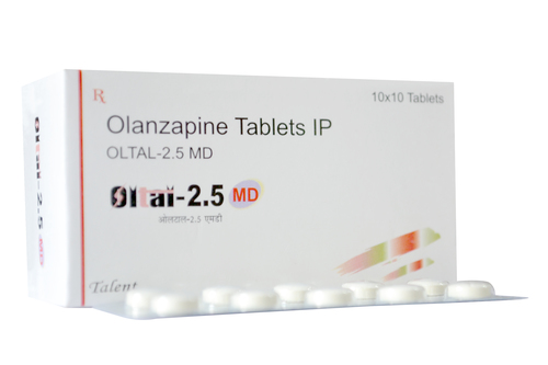 Olanzapine 2.5 mg