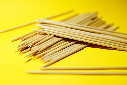 Herbal Chewing Toothpicks