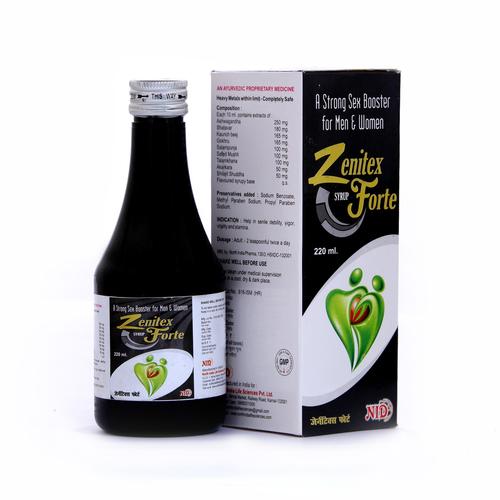 Ayurvedic Stamina Booster Syrup