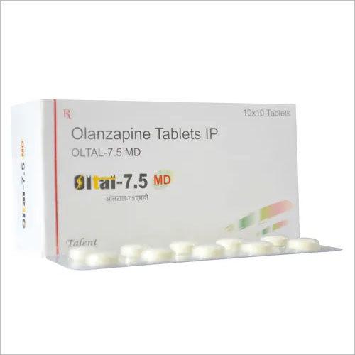 Olanzapine 7.5 mg