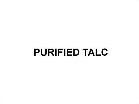 Purified Talc
