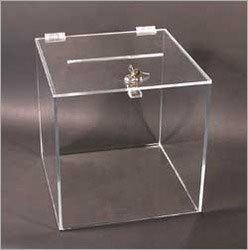 Acrylic Complain Box