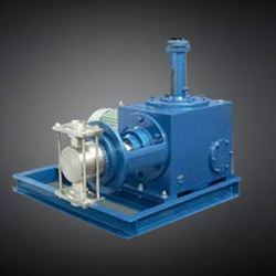 Single Head Plunger Dosing Pump