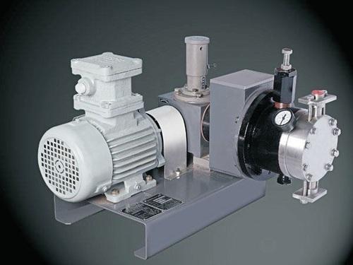 Hydraulic Actuated Diaphragm Pump
