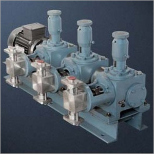 Triple Headed Dosing Pumps