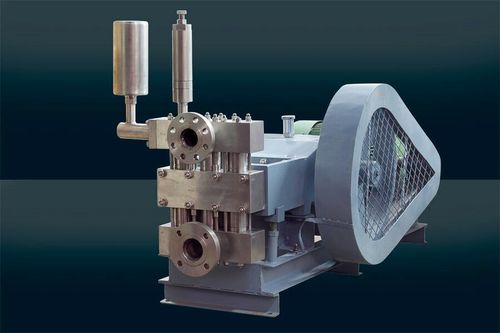 High Pressure Triplex Pump