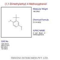 (1,1-Dimethylethyl) 4 Methoxyphenol