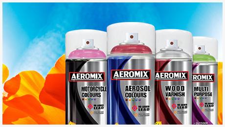 Paints-Aeromix