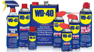 Lubricants-WD40