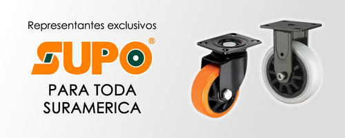 Castor Wheels-SUPO