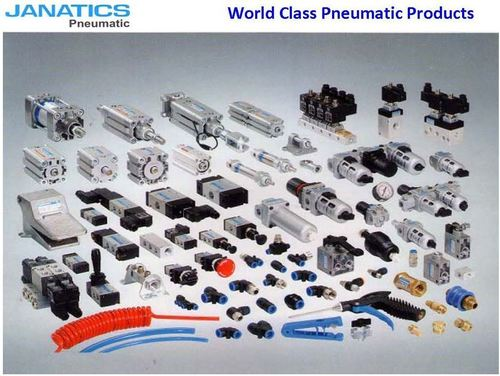 pneumatics products-janatics