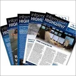 Newsletter Booklets Printing Service