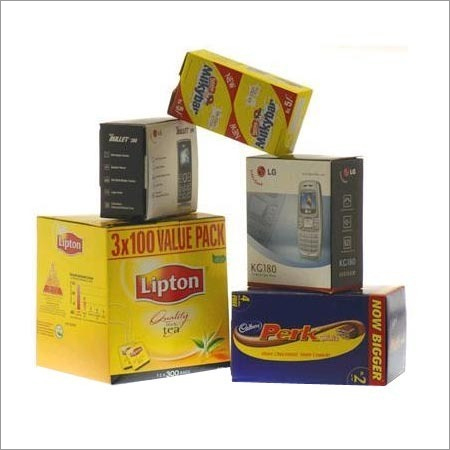 Paperboard Packaging Boxes