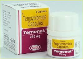 Temozolomide 250 Mg Capsules