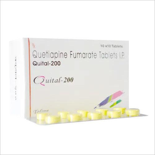 Quetiapine Fumerate 200 mg