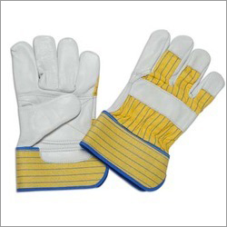 Natural Grain Palm Gloves