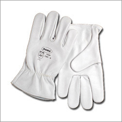 Driving Glove Natural Grain
