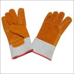 Leather Heat Resistant Glove