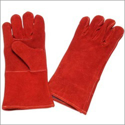 Safety Leather Gloves