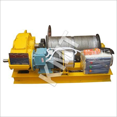 Heavy Duty Electric Winch Machine