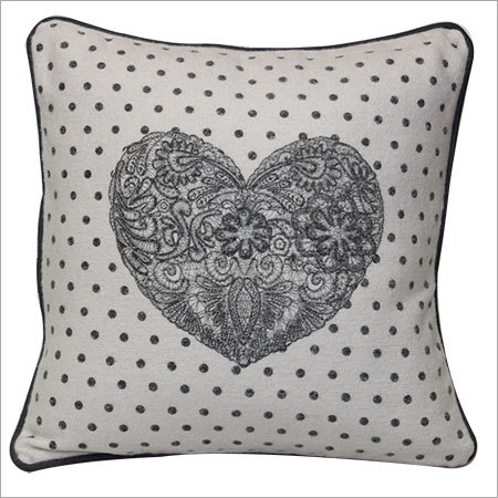 Printed Love Cushion