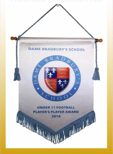 Rotary Pennants Award Banners