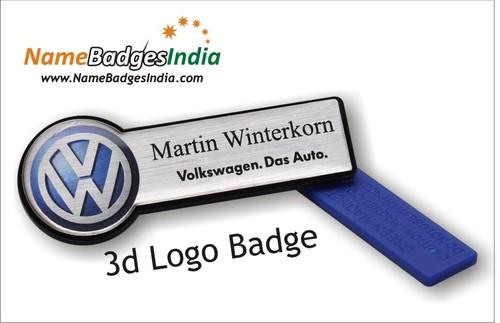 Magnet Name Badges