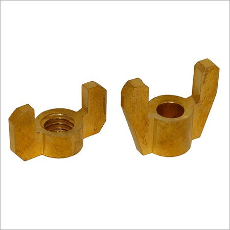 Brass Forge Wing Nut